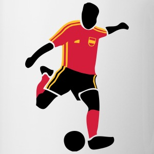 Soccer - Spain Underwear - Mug