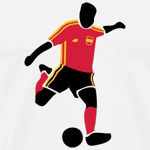 Soccer - Spain Underwear - Men's Premium T-Shirt