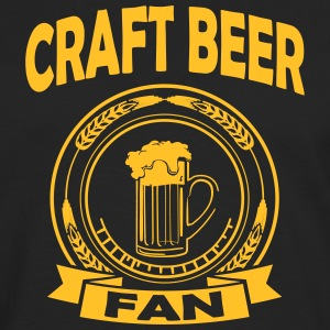 craft beer fan T-shirts - Mannen Premium shirt met lange mouwen