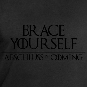 Brace Yourself - Abschluss is Coming T-Shirts - Männer Sweatshirt von Stanley & Stella