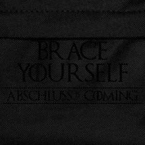 Brace Yourself - Abschluss is Coming T-Shirts - Kinder Rucksack