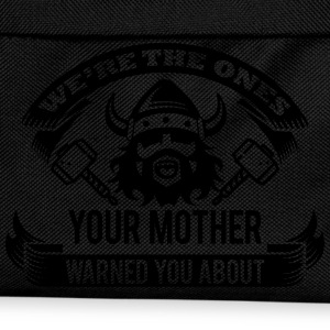 Wikinger - your mother warned you Camisetas - Mochila infantil