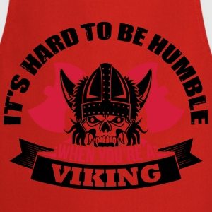 Viking - hard to be humble  T-skjorter - Kokkeforkle