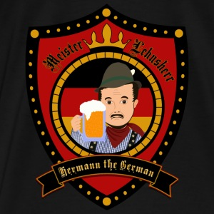 Hermann the German Pullover & Hoodies - Männer Premium T-Shirt