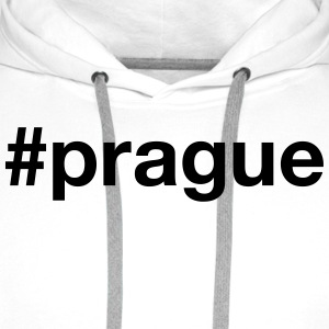 PRAGUE T-Shirts - Men's Premium Hoodie