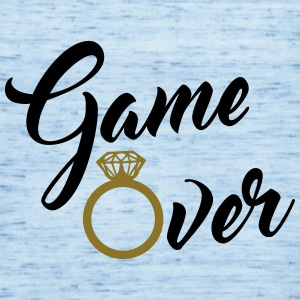 game over T-Shirts - Frauen Tank Top von Bella