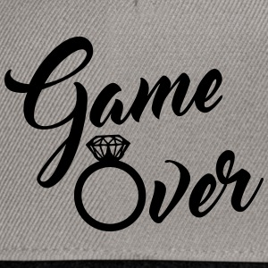 game over T-Shirts - Snapback Cap