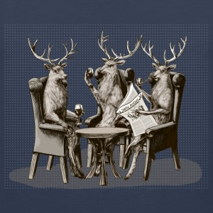 Stag Party T-Shirts - Men's Premium Tank Top