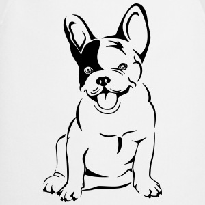 French bulldog Tops - Cooking Apron