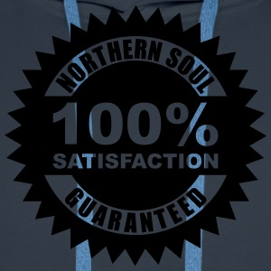 Northern soul 100% guaranteed - Men's Premium Hoodie