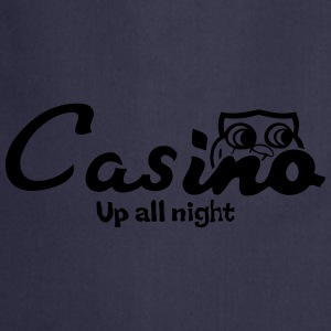 Casino up all night - Cooking Apron