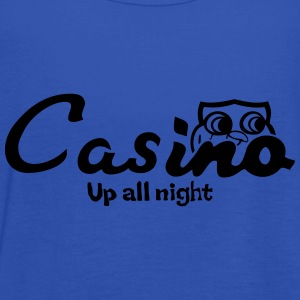 Casino up all night - Women's Tank Top by Bella