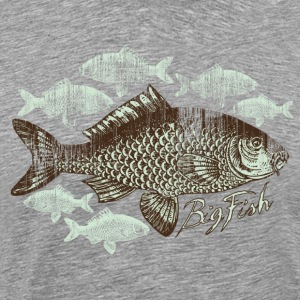 Big Fish - Männer Premium T-Shirt