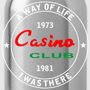 Casino club I was there - Water Bottle
