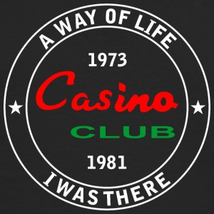 Casino club I was there - Men's Premium Longsleeve Shirt