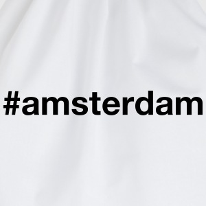 AMSTERDAM - Drawstring Bag