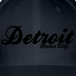 Detroit Motor City - Flexfit Baseball Cap