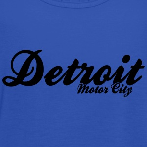Detroit Motor City - Women's Tank Top by Bella