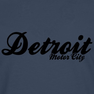 Detroit Motor City - Men's Premium Longsleeve Shirt