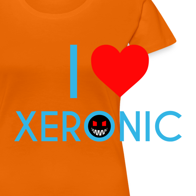 I Love Xeronic | T-Shirt