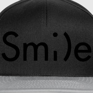 Smiley T-Shirts - Snapback Cap
