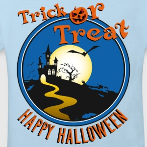 halloween_022016 Baby Bodys - Kinder Bio-T-Shirt