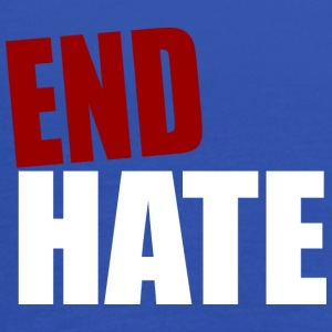End Hate - Women's Tank Top by Bella