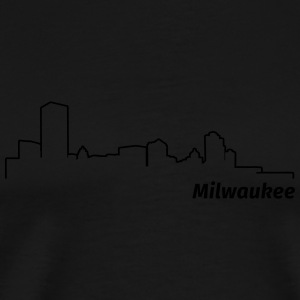 Milwaukee Mugs & Drinkware - Men's Premium T-Shirt
