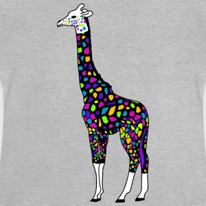 colorful giraffe Shirts - Baby T-Shirt