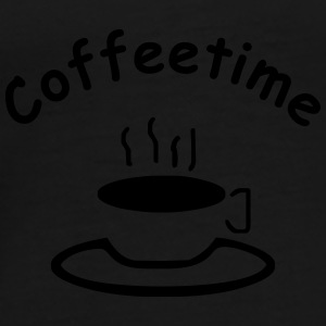 coffeetime Mugs & Drinkware - Men's Premium T-Shirt