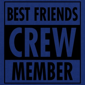 Best Friends Crew Member Tee shirts - Tote Bag