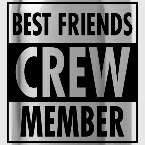 Best Friends Crew Member T-shirts - Drinkfles