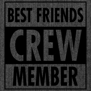 Best Friends Crew Member T-Shirts - Schultertasche aus Recycling-Material