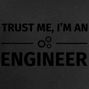 Trust me I'm an Engineer Mugs & Drinkware - Men's Sweatshirt by Stanley & Stella