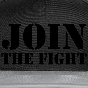 Join the fight / People / Peace / Revolution Shirts - Snapback Cap