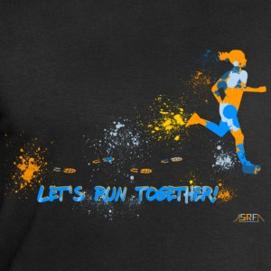Let's run together! Camisetas - Sudadera hombre de Stanley & Stella