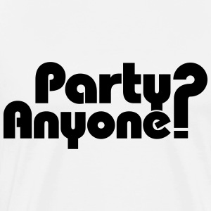 Party Anyone ? Débardeurs - T-shirt Premium Homme