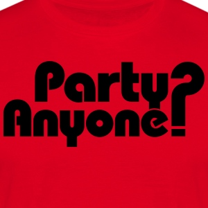 Party Anyone ? Tabliers - T-shirt Homme