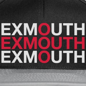 EXMOUTH T-shirts - Snapback Cap