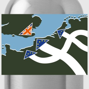 Dad's Army Brexit [wide] - Water Bottle