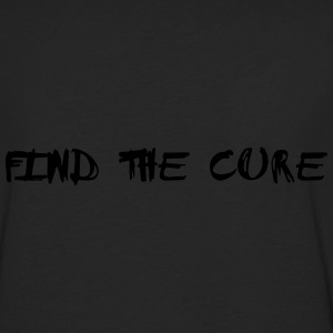 find the cure Pullover & Hoodies - Männer Premium Langarmshirt