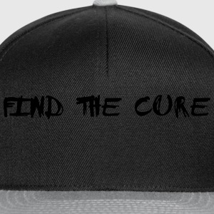find the cure Pullover & Hoodies - Snapback Cap