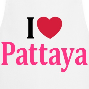 i love pattaya Tee shirts - Tablier de cuisine