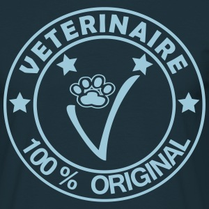 veterinaire-logo Tabliers - T-shirt Homme