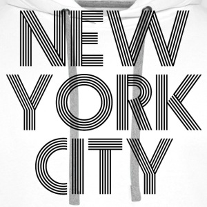 New York City - Men's Premium Hoodie