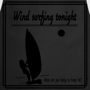 Wind surfing tonight - Cooking Apron
