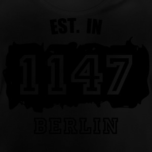 Established 1147 Berlin Langarmshirts - Baby T-Shirt