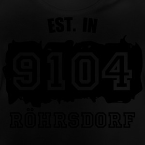Established 9104 Röhrsdorf Langarmshirts - Baby T-Shirt