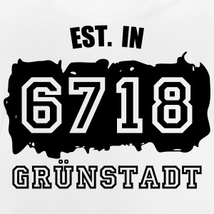 Established 6718 Grünstadt Langarmshirts - Baby T-Shirt