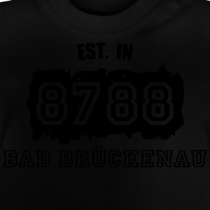 Established 8788 Bad Brückenau Langarmshirts - Baby T-Shirt
